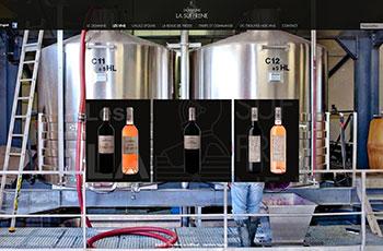 Domaine La Suffrène, vin de Bandol et huile d'olive