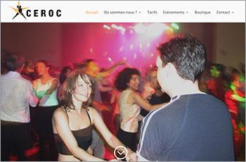 CEROC, cours de danse en couple