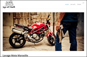Lavage Moto Marseille