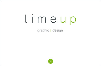 Lime Up Communication, design graphique