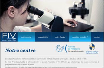 FIV Marseille, service de fécondation in vitro
