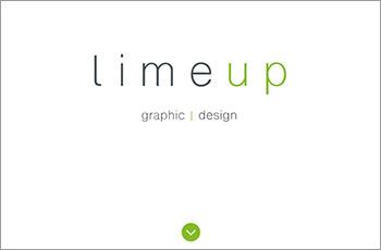 Lime Up Communication, design graphique