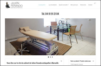 Ostéopathe à Marseille